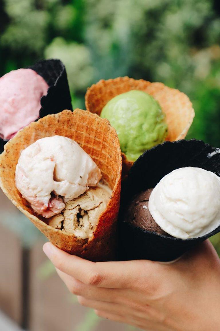 Wzbogacasz swoją ofertę o sprzedaż lodów?